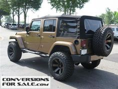 2015 Jeep Wrangler Unlimited Sahara Lifted