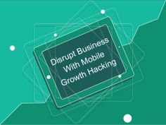 If you're looking for NEW strategies that will be standards tomorrow, then it doesn't get any better than mixing mobile marketing with growth hacking tactics. Growth Hacking, Mobile Marketing, Coding, Business, Creative Products, Marketing Strategies, Posts, Magazine, Modern