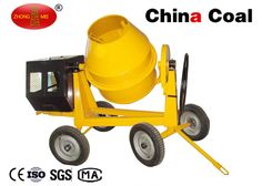 chinacoal03 CM-2A Tilting Drum Concrete Mixer, CM-4A Tilting Drum Concrete Mixer Portable concrete mixers are the perfect solution for small projects around the home that require the use of cement. These small devices can be used for a wide range of projects, including repairing driveways, pouring cement patios and even making cement fixtures for the lawn and garden.