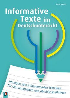 Informative Texte im Deutschunterricht