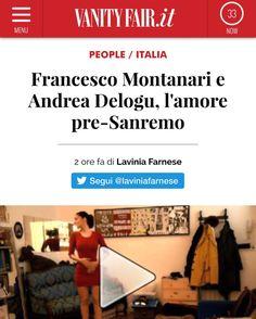 #AndreaDelogu Andrea Delogu: ❤️❤️❤️ @vanityfairitalia @francesco_montanari_official @rairadio2