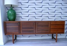 Vintage 1960's Sideboard by Mcintosh of Kirkcaldy