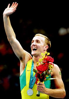 Openly gay Olympian Ji Wallace is HIV positive, the athlete revealed in a letter to Australia's Star Observer August 8. The 35-year-old gymnast, who won the silver ...