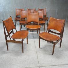 Finn Juhl / Niels Vodder / Egyptian Chair Egyptian, Dining Chairs, Furniture, Home Decor, Decoration Home, Room Decor, Dining Chair, Home Furnishings, Home Interior Design