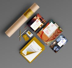 Abbey Royaucourt - Brand identity on Behance