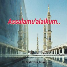 Yang menjawab salam admin semoga diberi keselamatan keberkahan dan kasih sayang (rahmat) dari Allah SWT. . Folow @TausiyahCinta_  Folow @TausiyahCinta_  Folow @TausiyahCinta_  . #Islam #Salam #IslamRahmatanLilalamin by @Mozaik_Islam http://ift.tt/2f12zSN