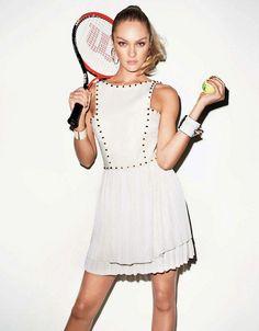 Harper´s Bazaar US 2012-02. Candice Swanepoel by Terry Richardson