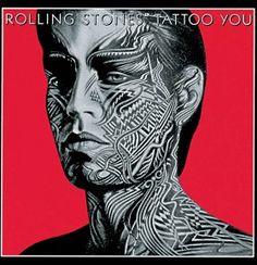 Tattoo You - Artwork
