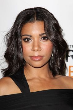Jessica Pimental (Maria Ruiz) at the Netflix Presents 'Orange is the New Black' premiere in NYC. #OITNB