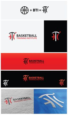 Basketball Training Institute on Behance
