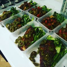 #mealprep #likeaboss #chicken #cajun #mexican #beef #fitness #fitlife #mealprepsunday #gym #domesticated by captainwilko