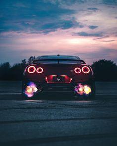 """Gefällt 126 Mal, 4 Kommentare - ↟ sevenalleys ↟ (@sevenalleys) auf Instagram: """" El Fuego  Ph: @r.ego  #nissan #nissangtr #r35 #flames #japan #car"""""""