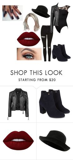"""""""Untitled #1950"""" by hey-mate on Polyvore featuring Boohoo, Monsoon, Lime Crime and Chanel"""