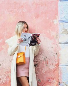 #inspiration #harpers #bazaar #pink #wall #blonde #beselfies #fashionlover #nikon #love #zara #fashion http://www.butimag.com/fashion/post/1482011427773866320_4086128872/?code=BSRKYqhh-FQ