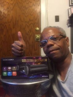 Albert won this BlueTooth speaker for $0.12 using 6 real bids and saved 94%! #QuiBidsWin