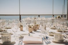 Beachy Chic Wedding In California By Anna Delores Photography