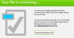How to Convert Pdf Document to Word or Doc File through Website - Quertime
