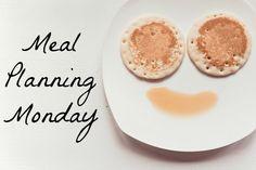 Meal Planning Monday at http://lukeosaurusandme.co.uk @gloryiscalling