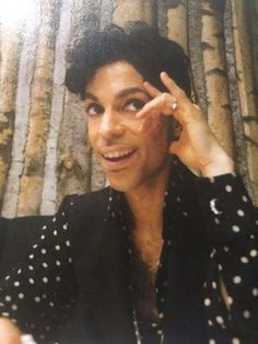 "Prince - Pic from photo book, ""Prince A Private View"", photo by Afshin Shahidi"