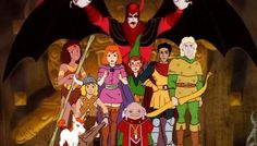 Dungeons and Dragons - Too bad we never got the final episode