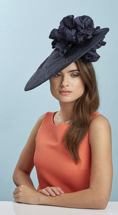 Gina Foster Millinery, S/S 2016. #passion4hats