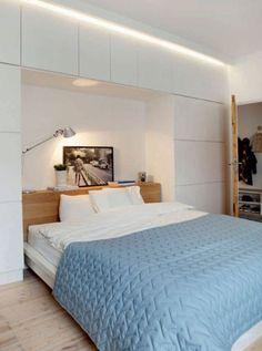29 Trendy Bedroom Master Paint Colors With Dark Furniture Benjamin Moore Interior Design Bedroom, Bedroom Paint Colors, Interior Design, Bedroom Colors, Small Master Bedroom, Bedroom Paint, Bedroom Design, Blue Bedroom, Trendy Bedroom
