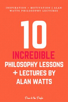 Incredible Philosophy Lessons and Lectures by Alan Watts. Creative Writing Books, Writing A Book, Great Leader Quotes, Eastern Philosophy, Alan Watts, Philosophy Quotes, Yoga Quotes, Spiritual Life, Life Lessons