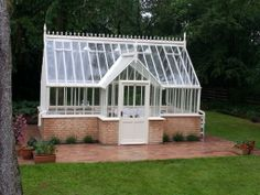 (14) Designed manufactured and erected by VictorianGreenhouses.com.