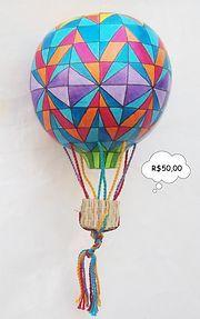 Balões Cabaças