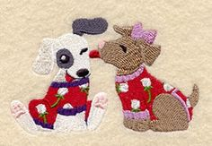 Machine Embroidery Designs at Embroidery Library! - Color Change - C7260