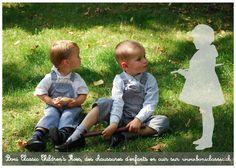 Albert et Jean en Boni Classic, chaussure enfant! www.boniclassic.com
