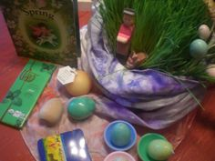 Waldorf Easter Basket