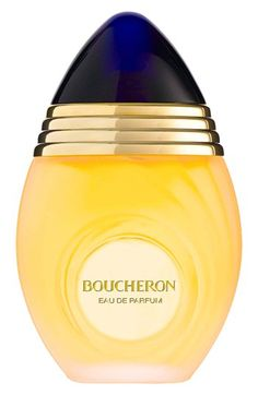 Boucheron Eau de Parfum. This fragrance is everything, works beautifully with my body chemistry.