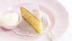 Αφράτο κέικ πορτοκαλιού με ινδοκάρυδο