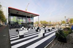 Kindermuseum Villa Zebra in Rotterdam Rotterdam Architecture, Zebras, Where To Go, Netherlands, Sustainability, Holland, Dutch, Places To Go, City