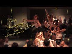 "#Charleston choreography: The Chorus Girls ""A Bowl of Cherries"" | Swingin' On A Star Xmas Party 2015 - http://www.athenslindyhop.com"