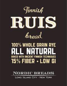 finnish rye bread!!!