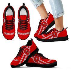 Fall Of Light Tampa Bay Buccaneers Sneakers – Best Funny Store Die Hard fb912795b