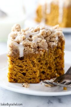Could You Eat Pizza With Sort Two Diabetic Issues? Moist Cinnamon Streusel Pumpkin Coffee Cake Recipe From Bakedbyrachel Pumpkin Streusel Muffin Recipe, Streusel Topping, Baked Pumpkin, Pumpkin Recipes, Pumpkin Pumpkin, Vegan Pumpkin, Baking Recipes, Cake Recipes, Bread Recipes