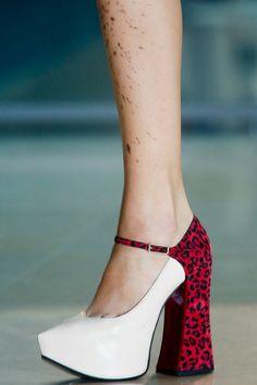 shoes @ Vivienne Westwood Spring 2014