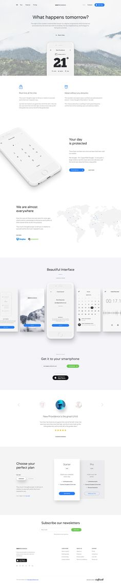 Hey guys!Today we have a freebie for you. This is clean, elegant and simple Landing Page with handcrafted iPhone Mockups. You will love this stylish white freebie. Enjoy! Font used: Lato Free Google Font.