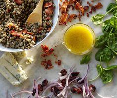Lentil salads