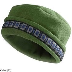 Pill Box Fleece Hats By Ambler Mountain Works Of Canada (for Men and Women)