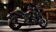 Harley Night Rod <3 - Travis' bike