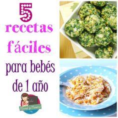 recetas faciles para bebes