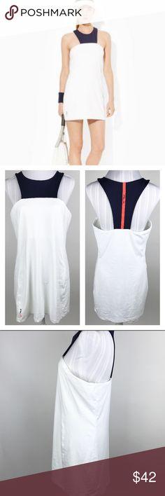 "Ralph Lauren RLX US Open Tennis Dress XL Ralph Lauren RLX US Open Match Point Tennis Dress Women's XL  Built in shelf bra  Pit to Pit: 18""  Length: 30""  Condition: Excellent pre-owned condition. RLX Ralph Lauren Dresses Mini"