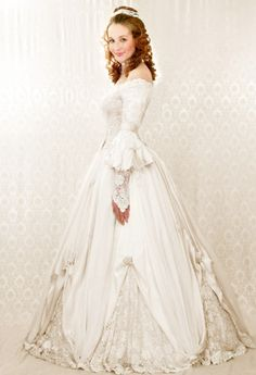 Medieval and Celtic Wedding Gowns   Custom Storybook Wedding Gowns   Canadian, Maritime, Fairytale   Faerie Brides   Classical Rosebud