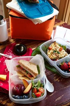 easy lunch box lunches on pinterest bento lunchbox ideas and school lunch. Black Bedroom Furniture Sets. Home Design Ideas