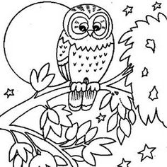 cute owl printable coloring pages are coloring sheets with owl figure. These owl sheets can be used not only as wall decor but also a school project as well. Zoo Animal Coloring Pages, Fall Coloring Pages, Online Coloring Pages, Coloring Pages To Print, Free Printable Coloring Pages, Adult Coloring Pages, Coloring Pages For Kids, Free Coloring, Coloring Books