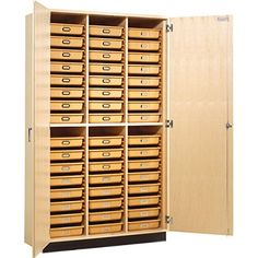 amazoncom diversified woodcrafts ttc 48 tote tray cabinet with 3 point locking